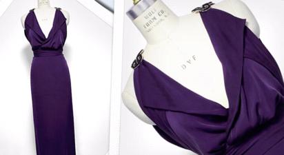 Rys 2. American Express – sukienka do nabycia wyłącznie przez posiadaczy kart Amex.