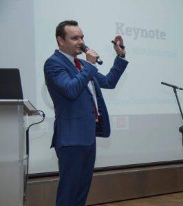 Artur Maciorowski Keynote