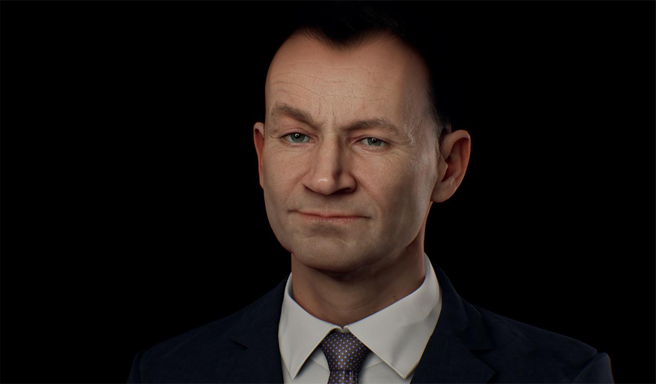 Wirtualna rzeczywistość ekonomisty bankowego UBS